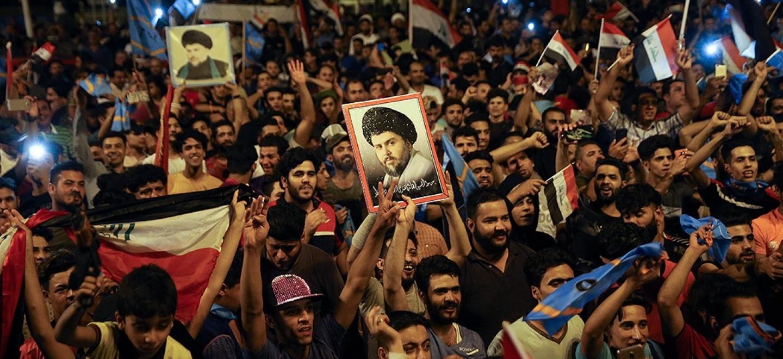 Inga politiska krav fran irak