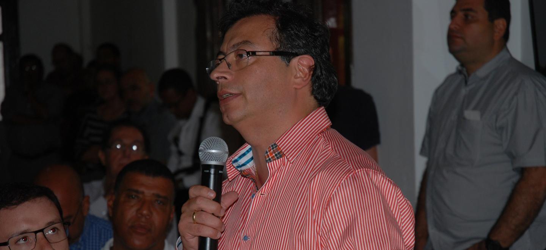 Barnen hart drabbade i colombia