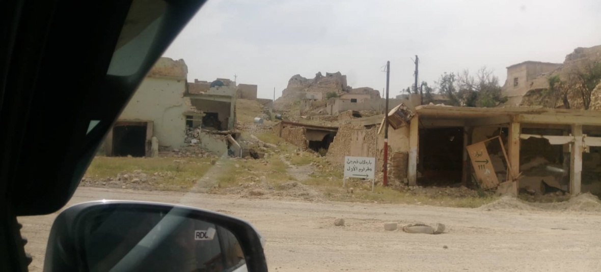 Forodelse efter turkiets invasion i irak